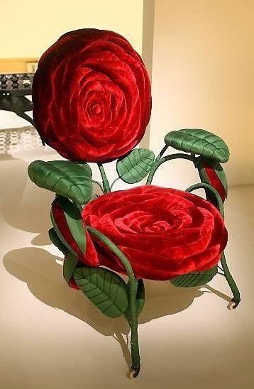 Розу своими руками в доме