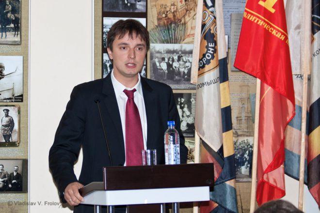 Сын вице-премьера Дмитрия Рогозина, Алексей, будет работать вМинистерстве обороны Российской Федерации