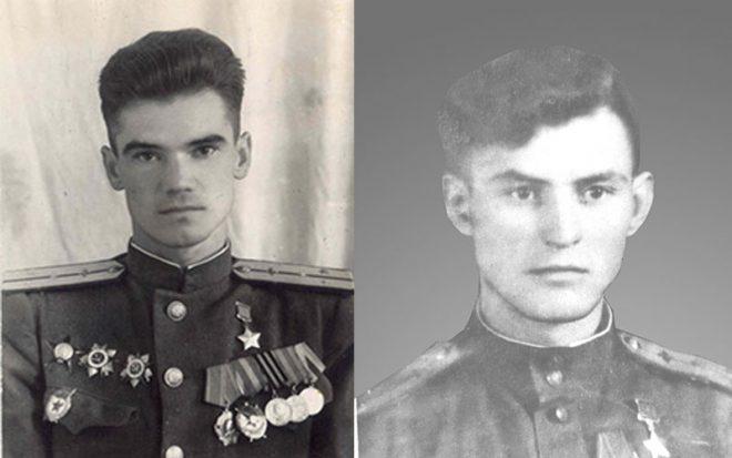 Воронков Владимир Романович, Поляков Павел Яковлевич