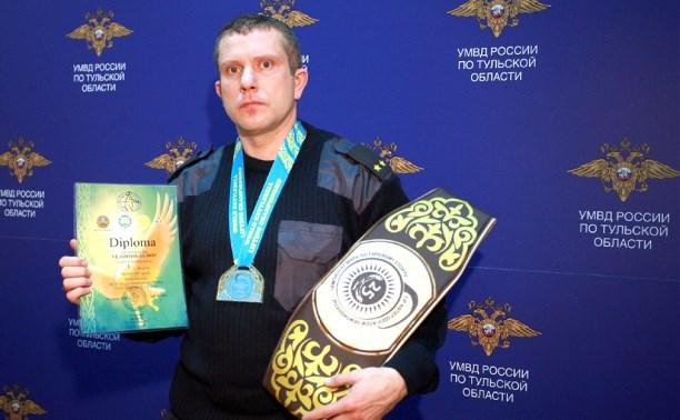 Гражданин Красноярского края стал чемпионом мира погиревому спорту